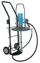 Mobile Grease Pumps for 12 to 180 kg Drums