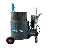 Mobile Oil dispenser for 205 l Drums
