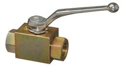 Steel shut-off valves