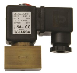 Solenoid Valves for Air
