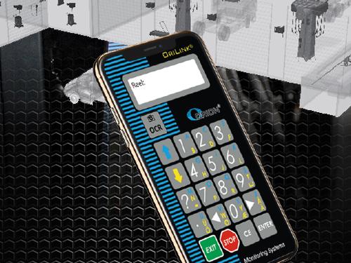 OriLink® Web App Keypad